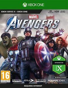 Marvel's Avengers (Xbox One)