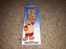 The World of Teddy Ruxpin & His Friends Volume 1 (Cassette Tape, 1991) *Sealed!*