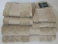 "Ralph Lauren Greenwich Bath Towels ""Dune"" Sandy Beige 6Pc Set~Bath~Hand~Face New"