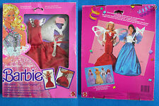 Tenue vintage Barbie 1859 JEWEL secret Mattel 1986 NEW in box NEUF