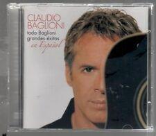 CLAUDIO TODO BAGLIONI GRANDES EXITOS EN ESPANOL CD