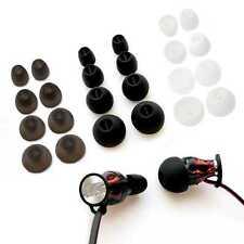 8pcs Earbuds Eartips Eargels for Sennheiser CX870 CX880 OCX880 CX980 OCX980 IE80