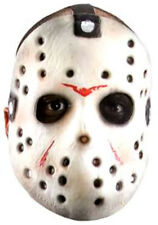 20  WATER SLIDE NAIL TRANSFER  DECALS Jason Mask HALLOWEEN