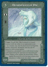 MIDDLE EARTH BLUE BORDER PREMIER RARE CARD HOARMURATH OF DIR