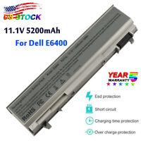 Laptop Battery for Dell Latitude E6400 E6410 E6500 E6510 M2400 M4400 M4500 W1193