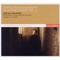 ARCADI VOLODOS - KLAVIERKONZERT NR. 3  CD 9 TRACKS SERGEJ RACHMANINOFF NEU