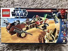 LEGO 9496 - Star Wars - Desert Skiff - Brand New In Sealed Perfect Box!