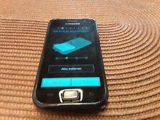 Samsung  Galaxy S GT-I9000 - 8GB - Metallic Black Smartphone