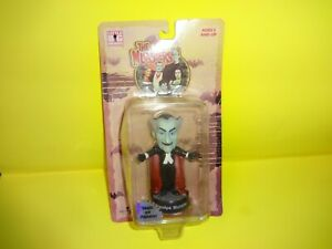 """The Munsters Grandpa Munster Little Big Heads 3.5"""" by Sideshow Toys 1999 NEW MIB"""