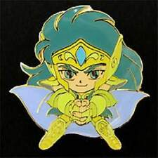 Movic Saint Seiya Pins Collection Metal Alloy Vol 2 Aquarius Camus