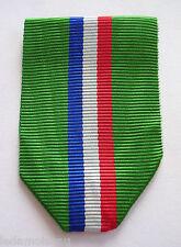 Ruban NEUF plié, pour médailles d'associations d'anciens militaires.