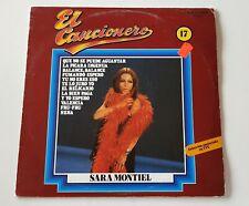 SARA MONTIEL 'El Cancionero' LP Vinyl Compilation 1980