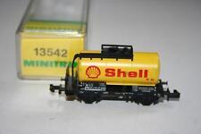 Trix pista n Minitrix: 51 3541 00 vagones shell, falsa Box