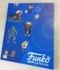 Funko 2019 Catalog Catalogue Pop Vinyl Bobble Head Book