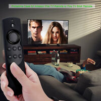 Silicone Protective Cover Case Skin For Amazon Fire TV Stick 4K Remote Control G