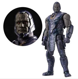 DARKSEID 4 Inch Action Figure DC COMICS INJUSTICE 2 — Hiya Toys 1:18 Scale New