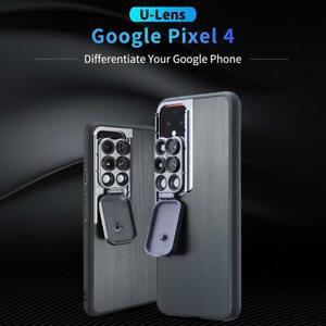 ULANZI Aluminum Phone Lens Case for Google Pixel 4 and Pixel 4XL