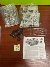 new no box ATM ERTL model car kit 55 1955 corvette 6210