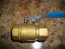 "1 INCH ""RUB"" BRASS GATE VALVE WITH SAFETY LOCK IN TAG OUT"