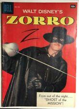 ZORRO (1958) Dell Four Color Comics #920 VG+/FINE-