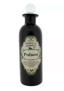 POISON POTION BOTTLE 19cm NEMESIS NOW GOTHIC WITCH WICCAN ALCHEMY UK SELLLER