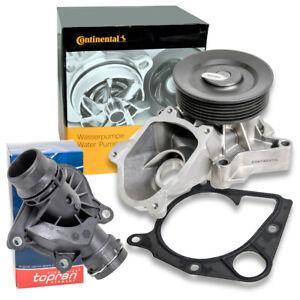 CONTI Wasserpumpe + Thermostat für BMW 1er E87 3er E90 91 92 5er E60 61 X5 X6