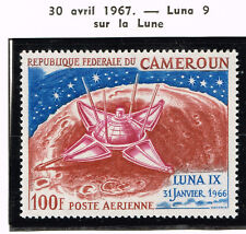 1- 1067-70 Gest Albanien Nr Mondsonde Luna