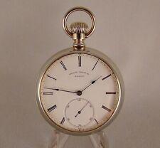 Winding Salesman Display Case 18sPocket Watch New listing Antique Philadelphia Watch Co. Key