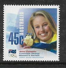 2002 Winter Olympics Gold Medal Winner Camplin  Complete MUH/MNH as Purchased
