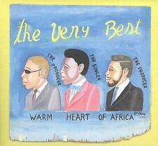 The Very Best, Warm Heart of Africa, Excellent, Audio CD