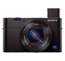 New Sony Cybershot RX100 Mark III