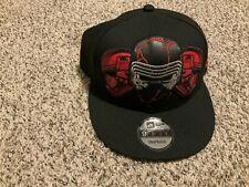 New Era 9Fifty Star Wars Kylo Ren Empire Trio Adjustable Snapback Hat Cap