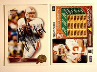 Trent Dilfer Signed 1995 Summit #78 Card Tampa Bay Buccaneers Auto Autograph