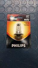 LAMPADA H7 PHILIPS RALLY 12V 80W