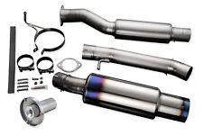 Tomei Ti Titanium Exhaust System for Nissan 350Z Z33 VQ35DE / HR - TB6090-NS04A