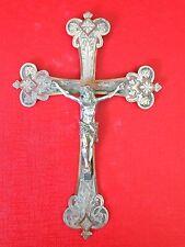 superbe croix d'évêque du 18eme siècle - peut etre en argent