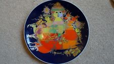 Rosenthal - Bjorn Wiinblad Magic Horse plate 33 cm. Very good condition.