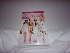 Sex and the City - The Movie (DVD, 2008, Widescreen) Sarah Jessica Parker