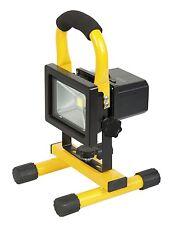 Projecteur Portable LED 10W Batterie Li-ion -Extérieur ou Intérieur-PRSPOT10PBAT