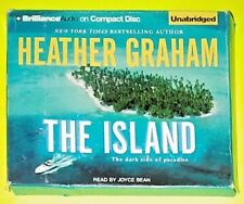 The Island by Heather Graham (CD, Unabridged)