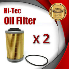 2 x Oil Filter R2605P / WCO4 Fits HOLDEN Commodore UTE VZ VE VF Statesman WM