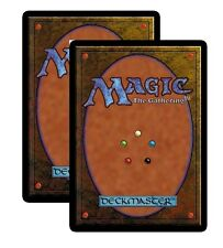x2 Sakura-Tribe Elder ANTHOLOGY MAGIC MTG MINT ENGLISH ★★★