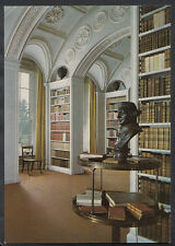 Cambridgeshire Postcard - The Book Room, Wimpole Hall, Cambridge   B3006