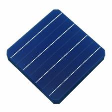 10Pcs 4.7W 156MM Photovoltaic Monocrystalline Solar Panel Solar Cells 6x6