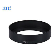 JJC LN-82S 82mm Metal Screw in Standard Lens Hood For CANON EF 16-35MM 24-70mm