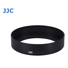 JJC LN-49S 49mm Metal Screw in Standard Lens Hood For CANON EF 50MM 1:1.8 STM
