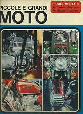 Patrignani-Colombo - Piccole e Grandi Moto - De Agostini 1970 Automobilia