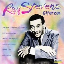 NEW Gitarzan by Ray Stevens (CD, Mar-1997, Laserlight)