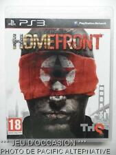 OCCASION: Jeu HOMEFRONT PS3 playstation 3 sony francais action combat guerre