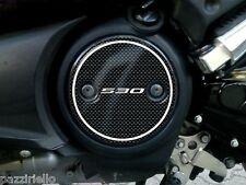 2 Aufkleber Harz 3d t Max 530 Kompatibel für Carter Roller Yamaha tmax 2012